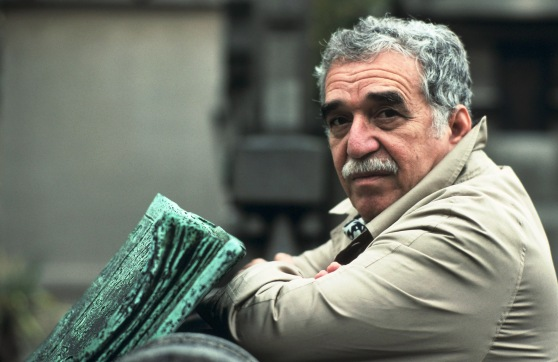 PARIS - SEPTEMBER 11: Colombian writer and Nobel prize in literature winner Gabriel Garcia Marquez poses for a portrait session on September 11,1990 in Paris,France. (Photo by Ulf Andersen/Getty Images)
